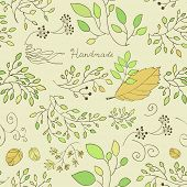 Seamless pattern, vector,color