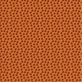 stock photo of bump  - basketball textures with bumps for background or wallpaper usage - JPG