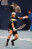 Fernando Gonzalez (CHILE) at the China Open Tennis Torunament 2009