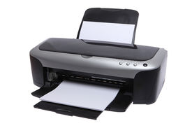 picture of knockout  - Ink jet printer - JPG
