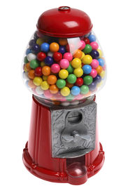 stock photo of gumball machine  - gumball machine - JPG