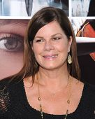 LOS ANGELES - AUG 20:  Marcia Gay Harden arrives to the 'If I Stay' Hollywood Premiere  on August 20, 2014 in Hollywood, CA