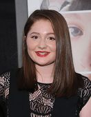 LOS ANGELES - AUG 20:  Emma Kenney arrives to the 'If I Stay' Hollywood Premiere  on August 20, 2014 in Hollywood, CA