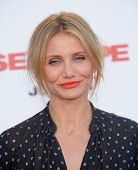 LOS ANGELES - JUL 10:  Cameron Diaz arrives to the