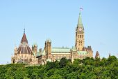 Parliament Buildings and Library, Ottawa