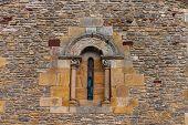 Fine Romanesque  Church Window