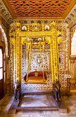 Inside The Junagarh Fort In Bikaner