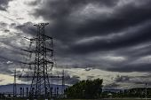 Power Plant Transmission Lines
