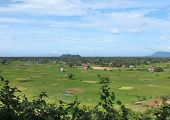 Rural Scenery In Kampot