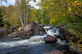 Northwoods Waterfall