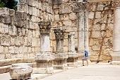 Ruins Of Ancient Roman Temple