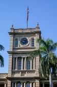 Hawaii State Courthouse in Honolulu
