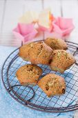 Muffins With Lemon