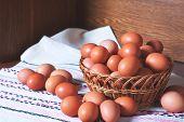 Heap Of Eggs