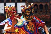 picture of tantric  - BHUTAN  - JPG