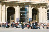 Stockholm. Sweden. Swedish Academy
