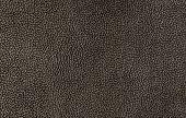 Dark leatherette