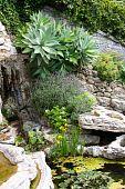 Villa Hanbury Botanic Gardens Liguria Italy