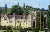 stock photo of hever  - This is a picture of Hever castle - JPG