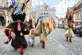 Ptuj Kurents Carnival Mask