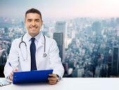 pic of clipboard  - medicine - JPG