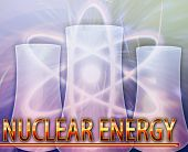 foto of reactor  - Abstract background digital collage concept illustration nuclear energy reactor - JPG