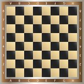 table of chess