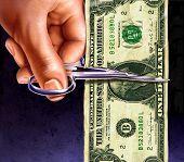 Banknote cut