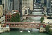 Chicago Water Way