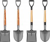 Short Handle Shovel and Spade