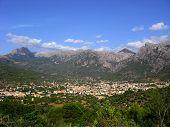 Mountains in Malorca