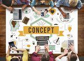 Conceptualize Conception Conceptual Ideas Plan Concept poster