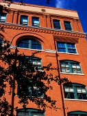 Book Depository In Downtown Dallas, Texas. Scene Of One Or The M