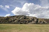 The Saqsaywaman Archaeological Complex, Peru