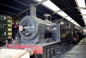 Jinty Tank Engine