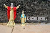 Jesus Mary And R.i.p