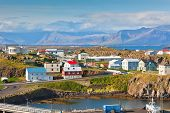 Stykkisholmur, The Western Part Of Iceland poster