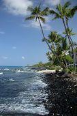 Hawaii Kona Küste