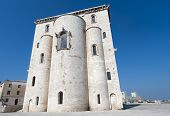 Trani (puglia, Italy) - Medieval Cathedral, Apse