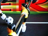 Soccer Table Defense