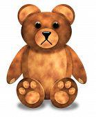 Teddy Bear Sad
