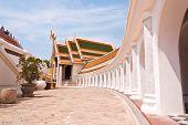 Phra Pathom Chedi temple in Nakhon Pathom