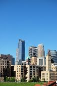 Beautiful Skyline Of Minneapolis