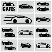 Ícones de carros