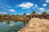 Angkor Wat Temple, Siem reap, Cambodia.