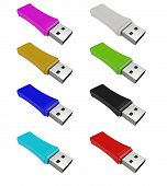 Set Flash Usb