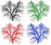 sidebar tree