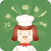 Chef Woman