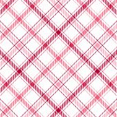 Pink Stripes Plaid