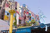 Alley Hamel, Havana, Cuba